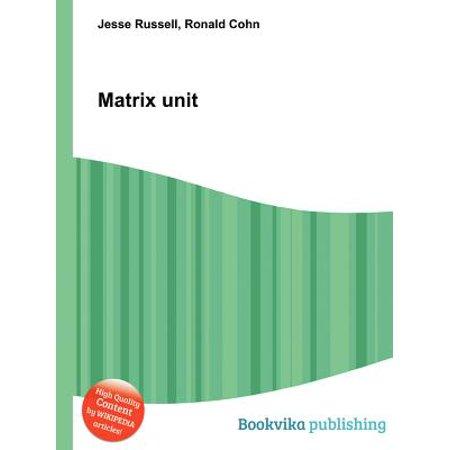 Matrix Unit