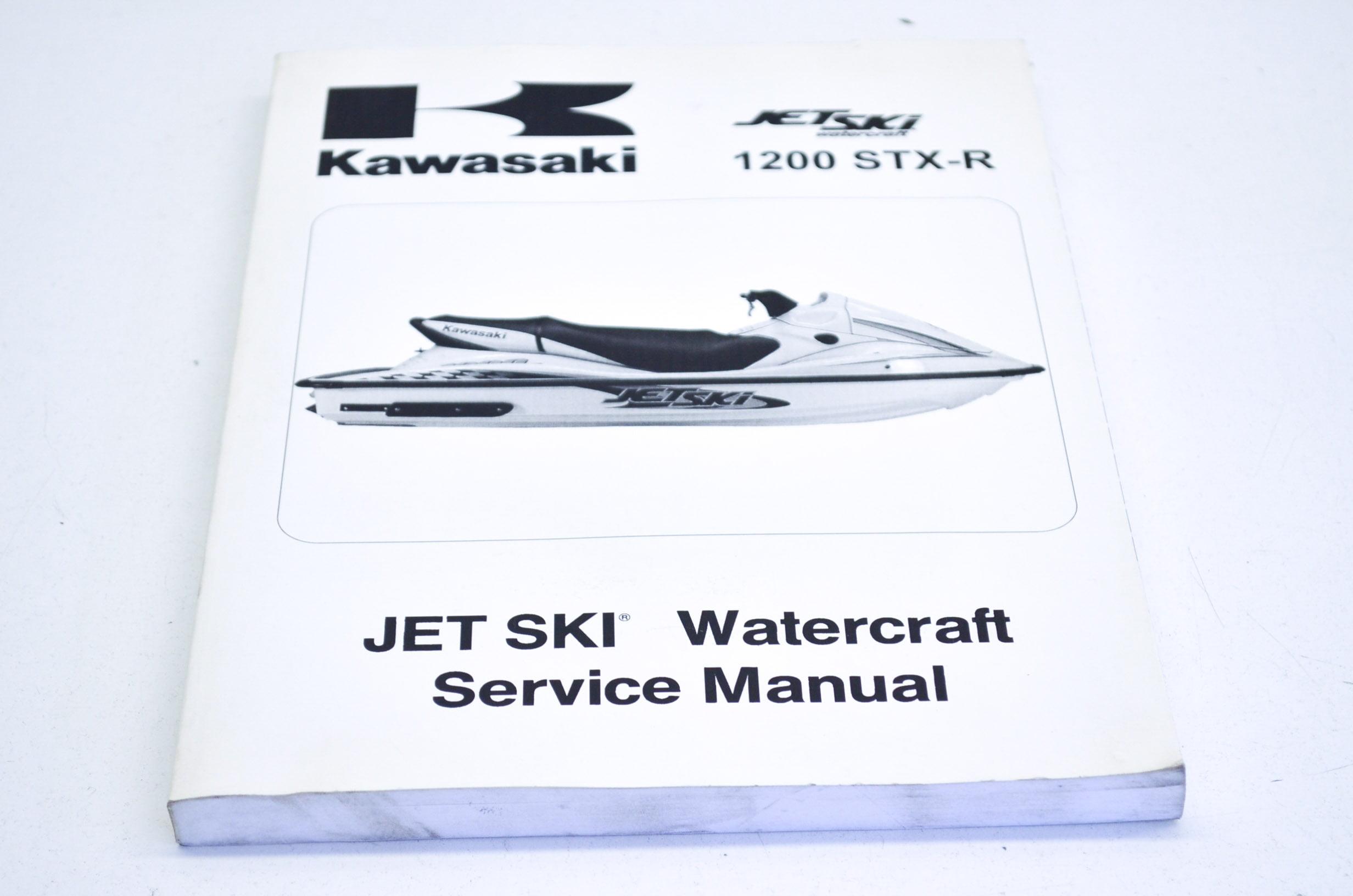 Kawasaki 99924-1287-02 2002-2003 1200 STX-R Jet Ski Watercraft QTY 1 -  Walmart.com