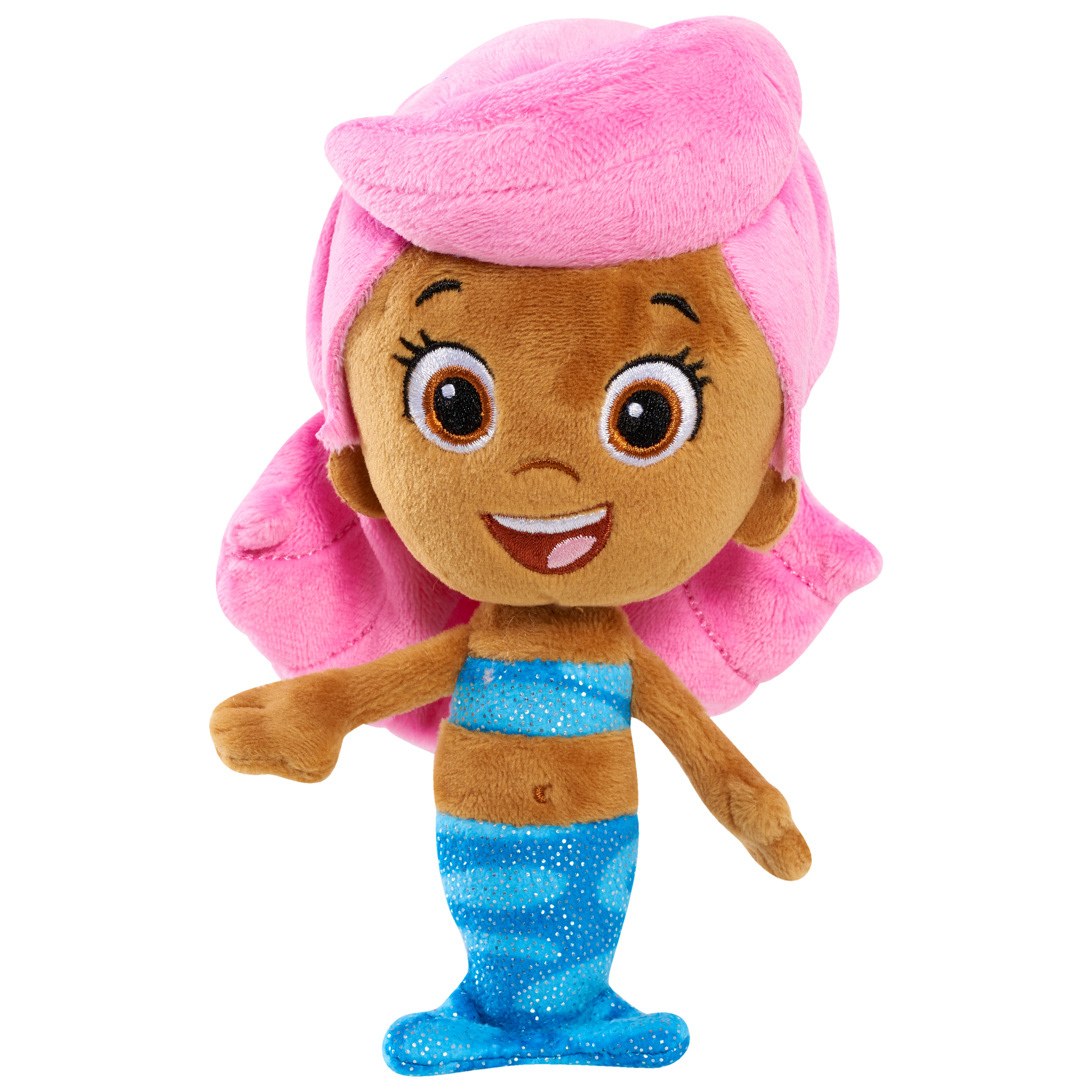Bubble Guppies Bean Plush - Molly