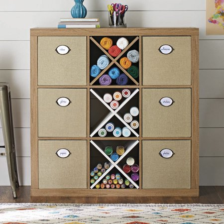 Better Homes And Gardens 9 Cube Storage Organizer Multiple Colors Best Shelving Storage