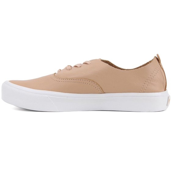 1fba5d9719 VANS - Authentic Decon Leather Amberlight Ankle-High Skateboarding ...