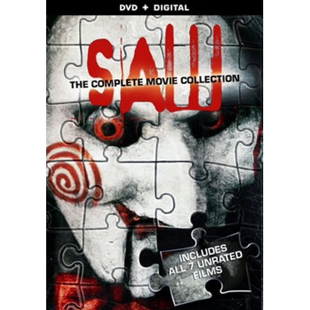 Saw: The Complete Movie Collection (DVD)](Adults Hot Movies)