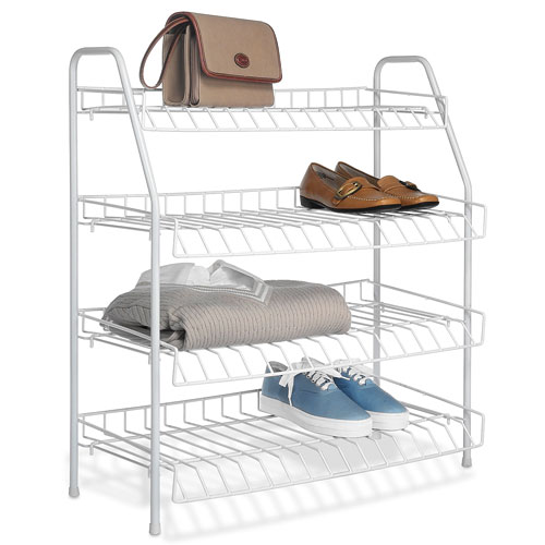 Whitmor 4-tier Closet Shelf