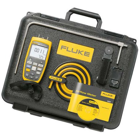Fluke 922/Kit Airflow, Pressure, and Velocity Meter