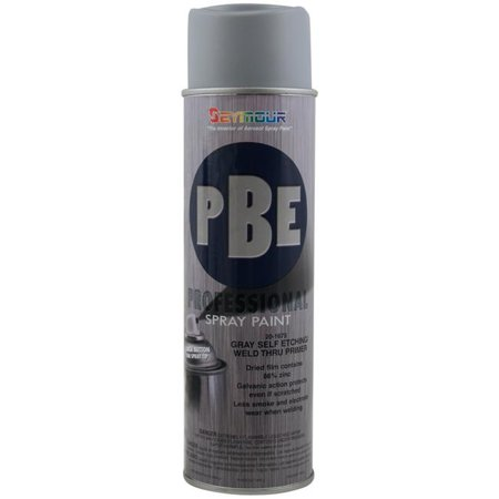 Seymour 20-1675 PBE Professional Primer, Self Etching/Weld Through Gray