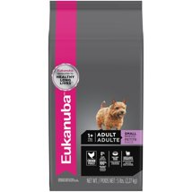 Dog Food: Eukanuba Adult Small Breed