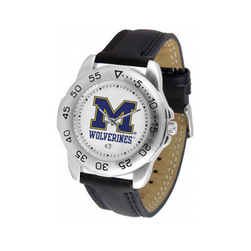 NCAA - Michigan Wolverines Women's Gameday Sport Watch