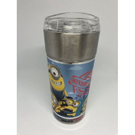 Universal Studios Orlando Despicable Me Approved Minion Mail Tumbler
