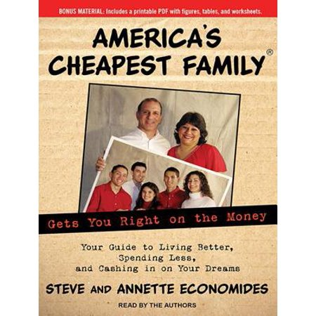 America's Cheapest Family Gets You Right on the Money](Cheapest Place For School Supplies)