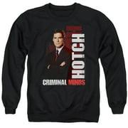 Criminal Minds Hotch Mens Crewneck Sweatshirt