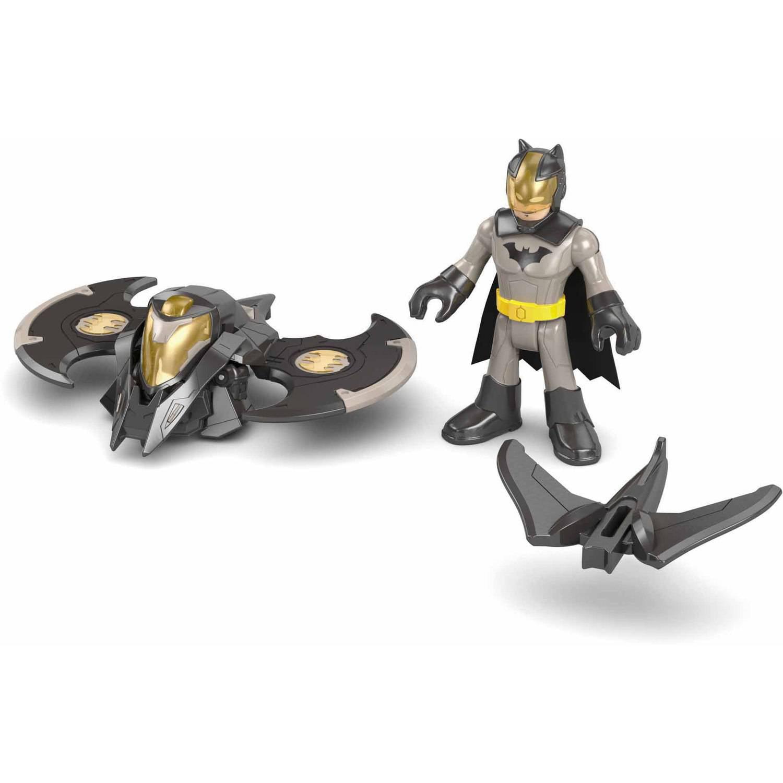 imaginext batman toys