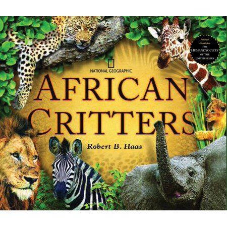 African Critters - African Critters