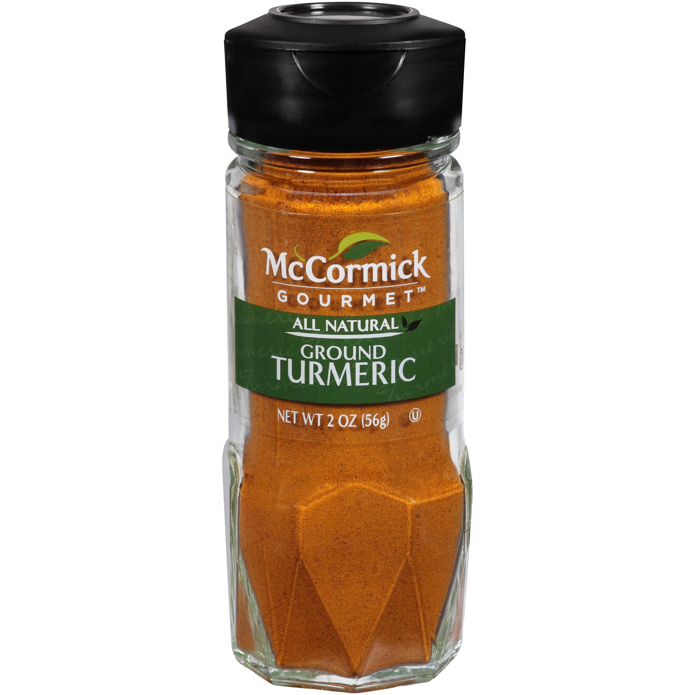 McCormick Gourmet™ Ground Turmeric 2 oz. Shaker