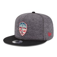 Cleveland Cavaliers New Era Hoops for Troops 9FIFTY Adjustable Snapback Hat - Heather Gray - OSFA