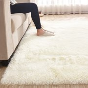 Modern Soft Fluffy Floor Rug