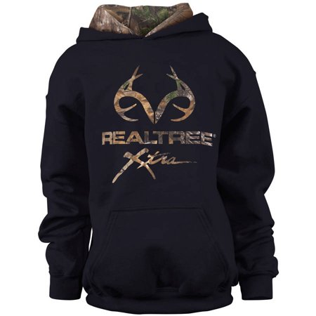 Boys' Pullover Hoodie - Available in Mossy Oak and Realtree Patterns thumbnail