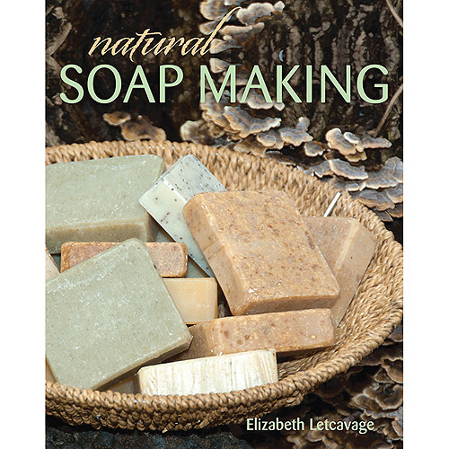 Stackpole Books Natural Soap Making