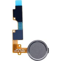 LG V20 H910 Home Button Fingerprint Reader Sensor Flex Cable Replacement - Grey - image 1 of 5