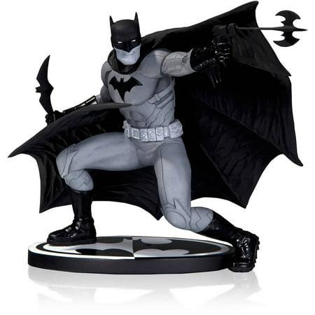 DC Comics Batman Black and White Statue By Francis