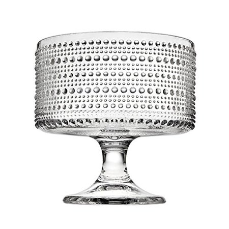 Lumina Trifle Bowl (Large Plastic Trifle Bowl)