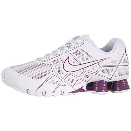 cheap for discount d9d27 850fe Nike - Nike Womens NIKE SHOX TURBO XII SL WMNS RUNNING SHOES 6  (WHITEWHITEBOLD BERRY) - Walmart.com