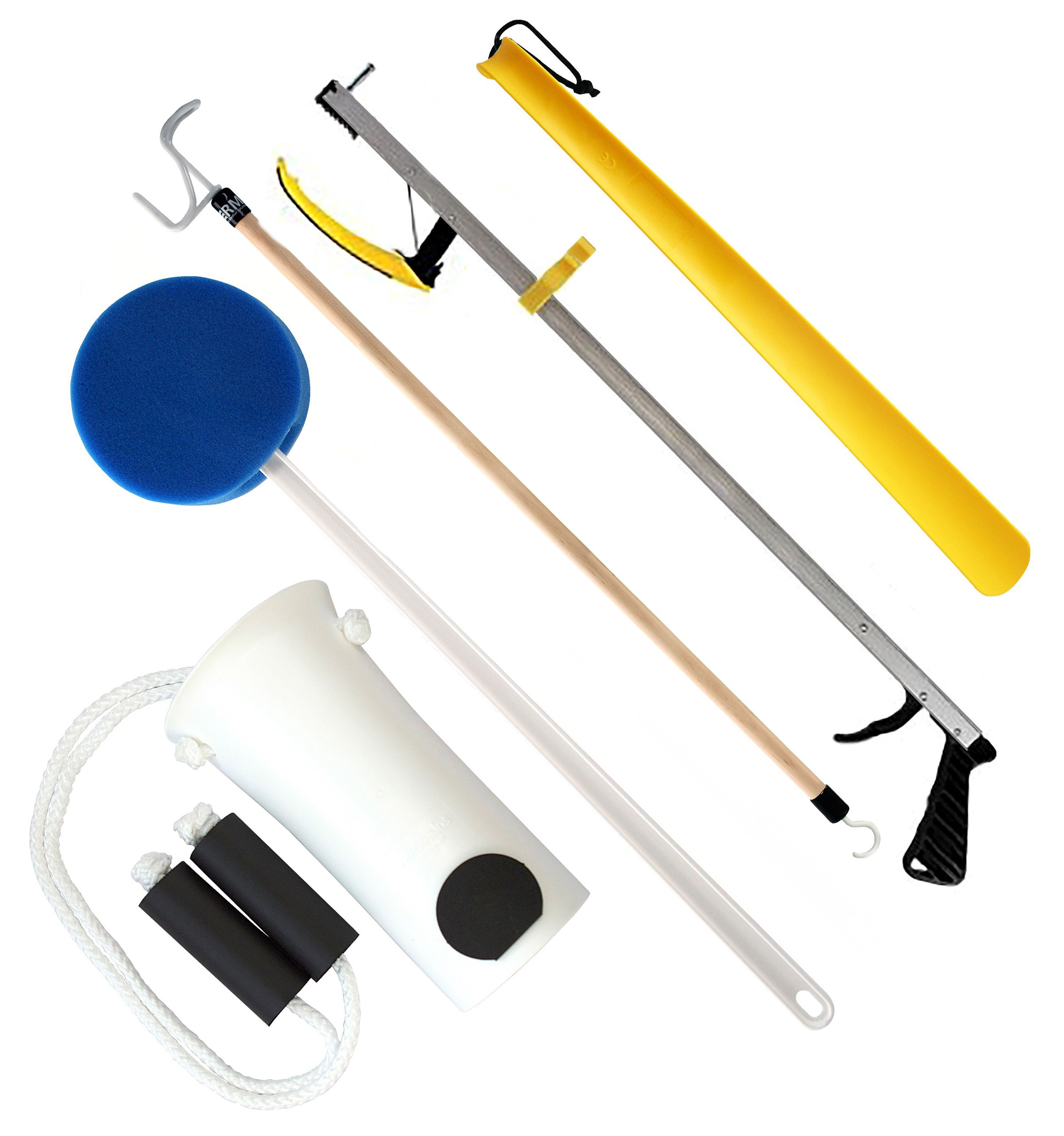 RMS Premium 5-Piece Hip Kit, Hip Equipment Kit, Knee Replacement Kit, Limited Lifetime Warranty