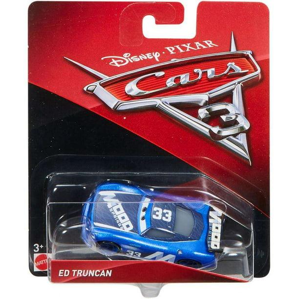 Disney Pixar Cars 3 Next Gen Mood Springs Die Cast Vehicle