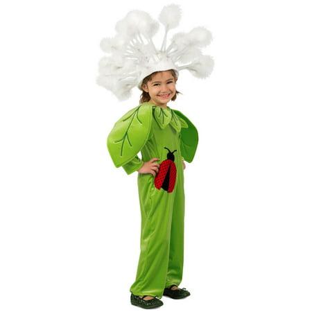 Girls Dandelion Costume