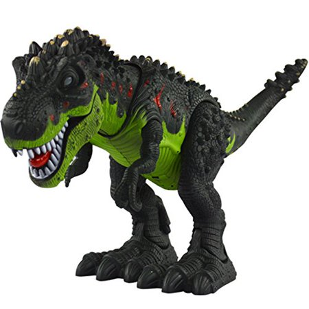 Kids Dinosaur Toy,Erolldeep Electronic Dinosaur Toys Walking Dinosaur with Flashing And Sounds for boys