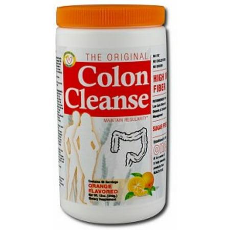 2 Pack - Health Plus Colon Cleanse, Sugar Free, Stevia Sweetened, Orange 9 oz