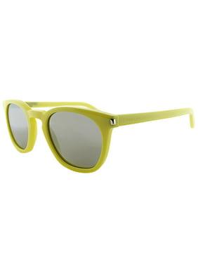 Saint Laurent SL28 BHC Unisex Square Sunglasses