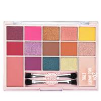 Hard Candy Look Pro Eyeshadow Palette, Desert Fever