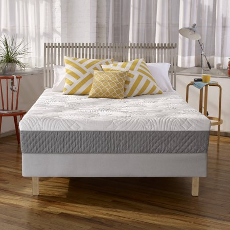 Sleep Innovations Shea 10-inch Memory Foam Mattress with Quilted Cover, Multiple Sizes
