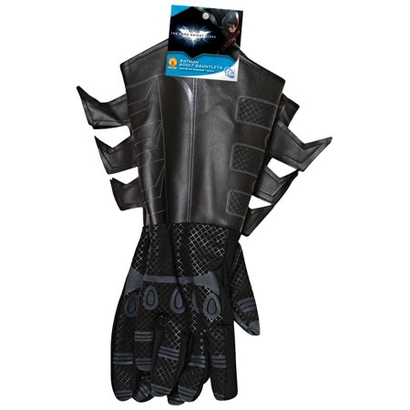 Batman Adult Gauntlets Halloween Costume - Batman Long Halloween 13