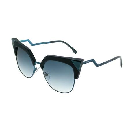 Fendi Iridia FF0149 ZI9 Women's Cat-Eye (Fendi Iridia Sunglasses)