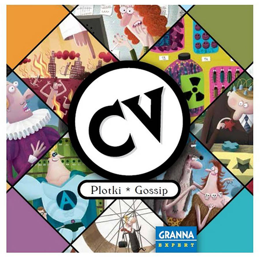 CV: Gossip Expansion Game