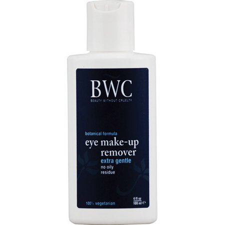 Beauty Without Cruelty Extra Gentle Eye & Face Makeup Remover 4 fl