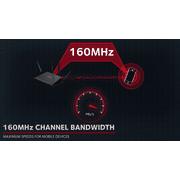 NETGEAR Nighthawk X4S - AC2600 4x4 MU-MIMO Smart WiFi Dual Band Gigabit  Router (R7800)
