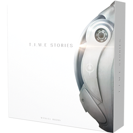 TIME Stories Strategy Board Game