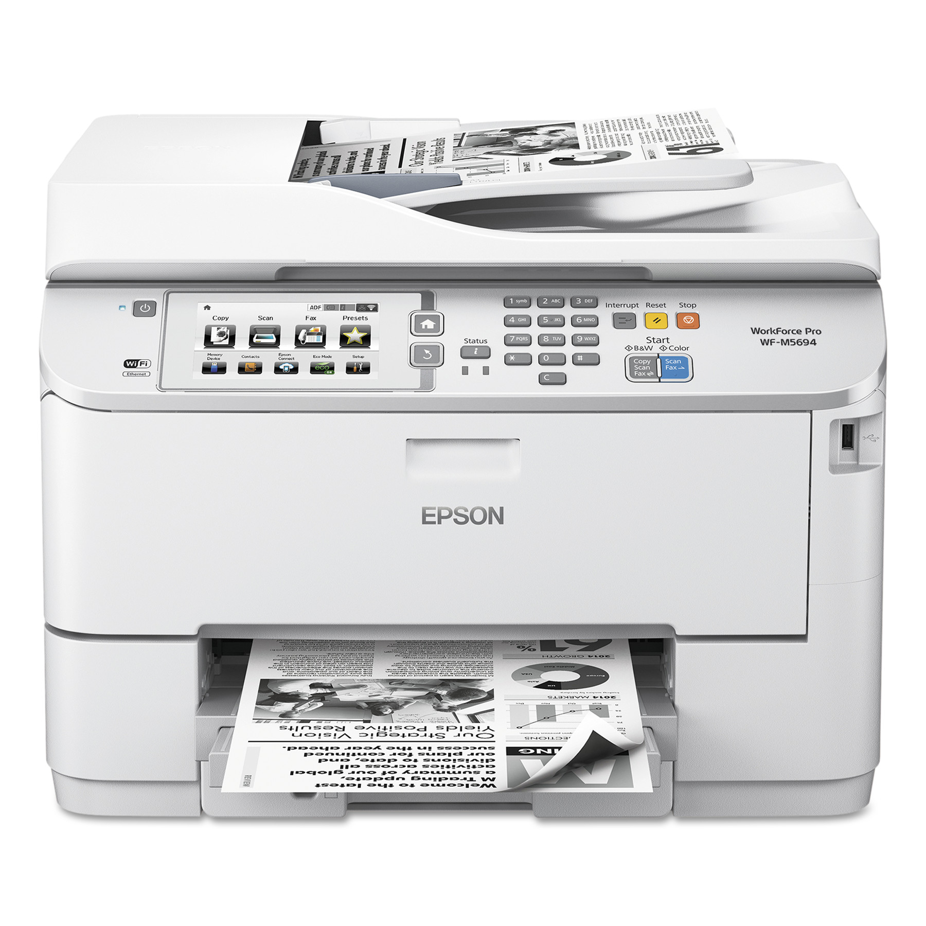 Epson WorkForce Pro M5694 Printer by Epson