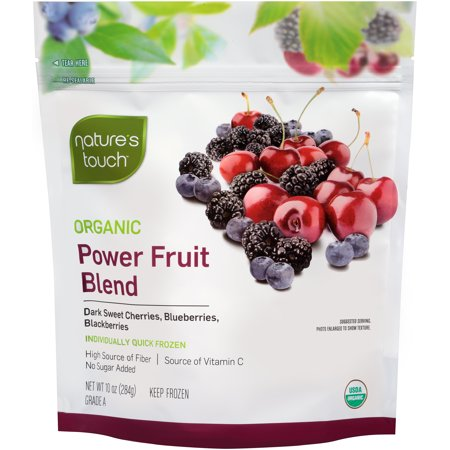 Natures Touch Organic Power Fruit Blend  10 Oz    8 Pack