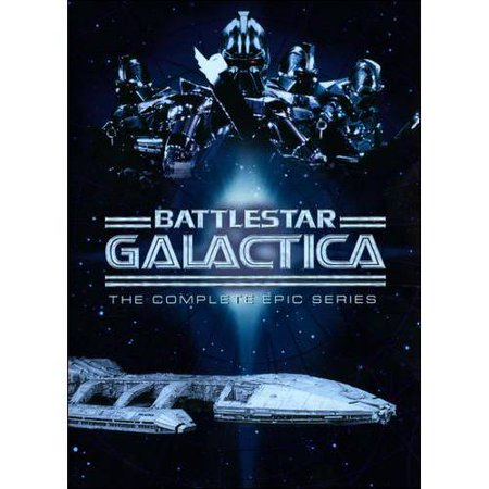 Battlestar Galactica  The Complete Epic Series  Full Frame