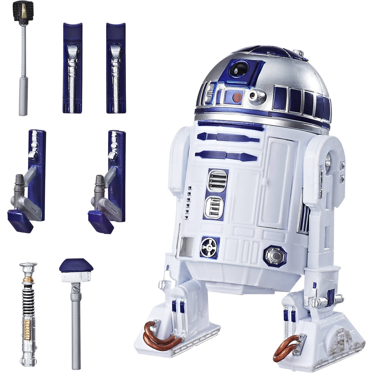 Star Wars The Black Series 40th Anniversary Artoo-Detoo (R2-D2) by Hasbro