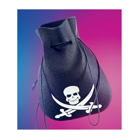 Pirate Pouch Halloween Costume - Halloween Costume Pirate Accessories