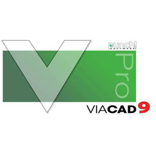 WD Encore 8114960 Punch ViaCAD Pro V9 for PC (Email Delivery)
