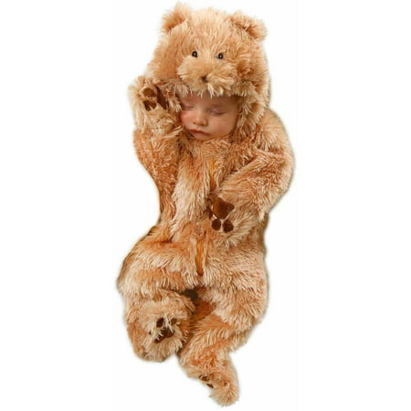 Baby Beard Costume (Snuggle Bear Infant Halloween)