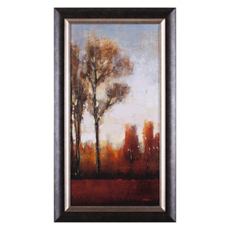 Art Effects Tall Trees II Framed Wall Art ()