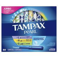 Tampax Pearl Tampons, TriplePack, Light/Reg/Sup Absorbency, Unscented