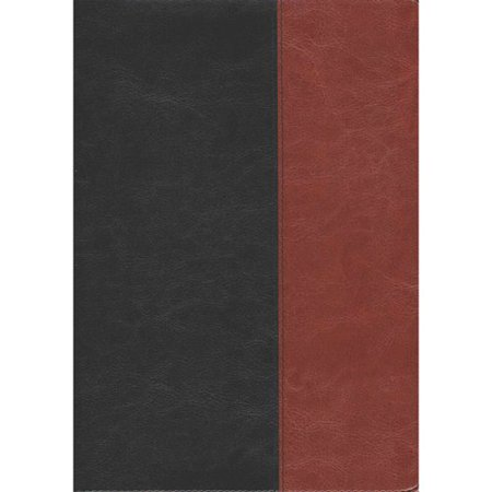 Every Mans Bible: New International Version Black & Tan by
