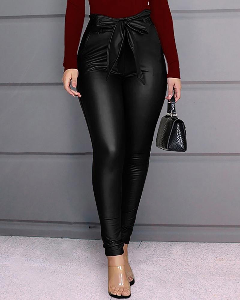 Leather Pants unsiex pants leggings sport pants unisex cloth gift new pants
